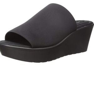 STEVEN by Steve Madden Blowout Wedge Sandals